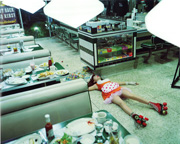 "「Landscapes with a Corpse」New Edition   ""Hashimoto Reika wears Milk, 2006"""