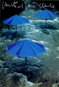 The Umbrellas (1991) Blue