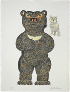Japanese Bear (Standing)「Arche」