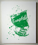 SOUP 1.5/canvas(lightgreen) ED:1/5