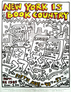 New York is book country (ポスター)