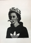 smoking queen