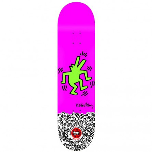 Skate Deck (8.0 Mikey Taylor)