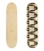 MONKEY SIGN (Skateboard Deck)