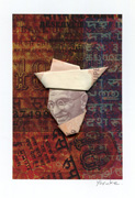 Money Origami / Gandhi