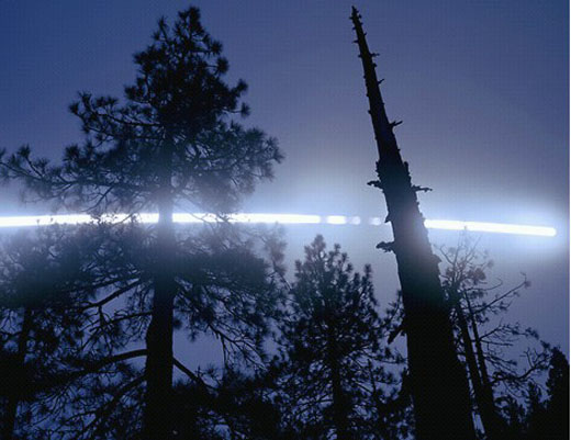 A Moon Trail, Trees, Yosemite National Park (Edition 9)M