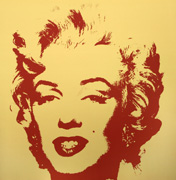 Golden Marilyn-6
