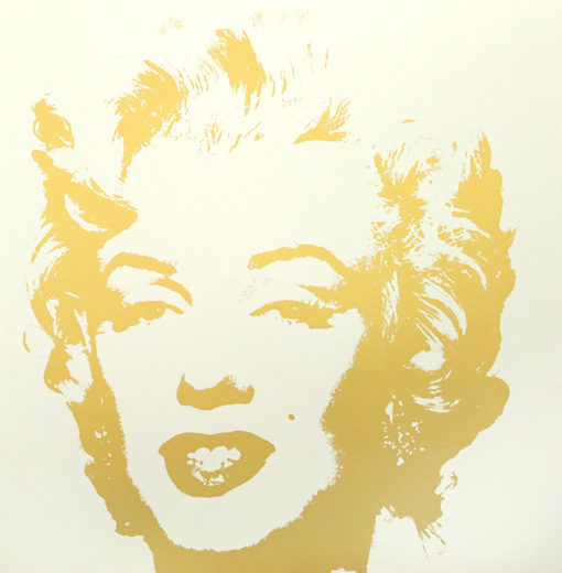 Golden Marilyn-7