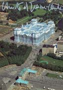 Wrapped Reichstag (1995)