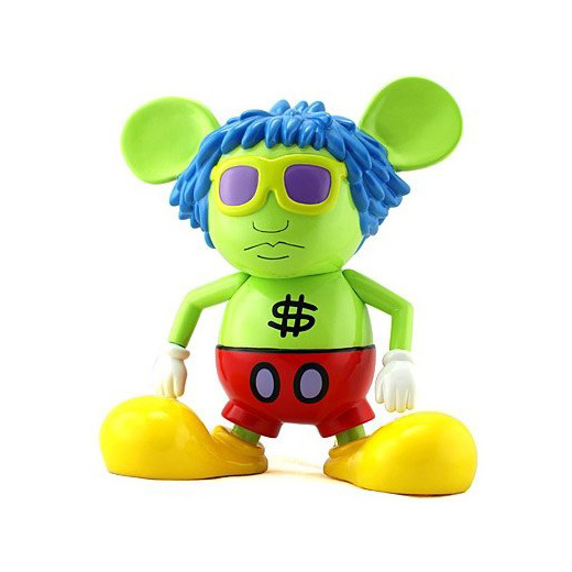 ANDY MOUSE (green)