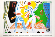 Hockney Paints the Stage (poster)