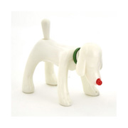 SHINNING DOGGY (white)