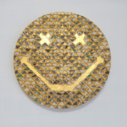 Golden cookies XXsmiley /I51070402B 「to make good out of evil corona」