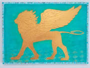 World Empire Holy Beast Golden Griffon Okinawa Sea 「to make good out of evil corona」
