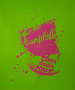 Soup1.5/canvas (pink x green)